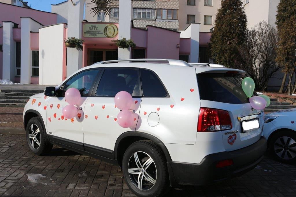 Cars For Wedding